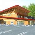 県民総合運動公園サッカー振興拠点施設